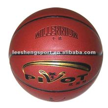 genuine leather cow leather basketball