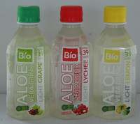 Aloe vera fresh fruit drink
