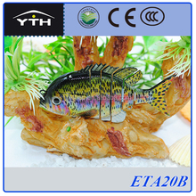etech-all saltwater bass jointed lures suction eyes bait game equipment games