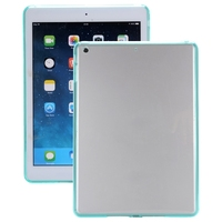 Ultrathin Transparent PC and TPU Hybrid Case for iPad Mini iPad Mini 2
