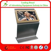 Customized 42Inch Indoor TFT Interactive Screen Ads Display Multi Lcd Pc Kiosk Touch