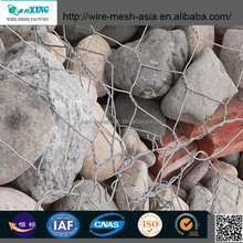 Flood bank or guiding bank/gabion mesh/Protection engineering of seaside area