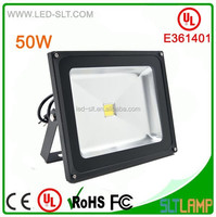 2015 hot sale factory price Bridgelux MeanWell IP65 50w outdoor led flood lights, dock light