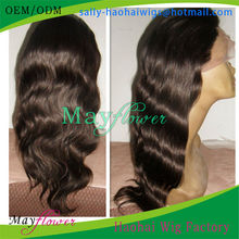 excellent quality indian cheap remy human hair lace front wig body wave hair styles no shedding