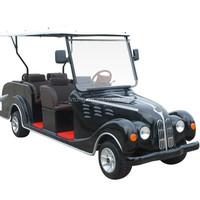 Chinese 6 seater electric classic mini car LT-A6.F