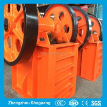 Jaw crusher machine, Stone crusher plant with stable performance