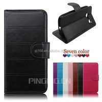 for Karbonn A21 case, book style leather flip case for Karbonn A21