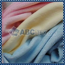 100 Polyester Super Soft 5mm Velvet