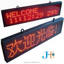 IP65 RGB Advertising waterproof 2012 BEST SELL p16 Energy-saving ph16 full color using for taxi top advertising light box
