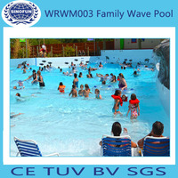 family wave pool (wave pool machine)(wave pool system)