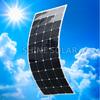 2015 high efficiency portable 180w ETFE flexible solar panel