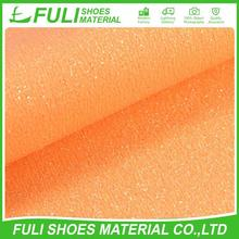Popular Hot Sale High Quality Pu Leather Fabric Glitter For Sandales