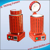 JC gold melting furnace,small electrical furnace,high efficiency