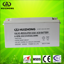 wholesale price 12V 200AH from battery manufacturer directly