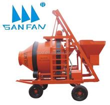Roda JZML750 betoneira com tambor com elevador
