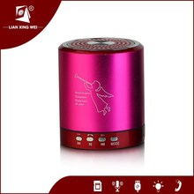 usb mp3 player with speaker