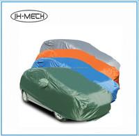green,orange,blue waterproof polyester car body cover