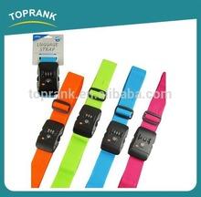 hot selling top quality nylon luggage bag belt luggage bag belt with high quality