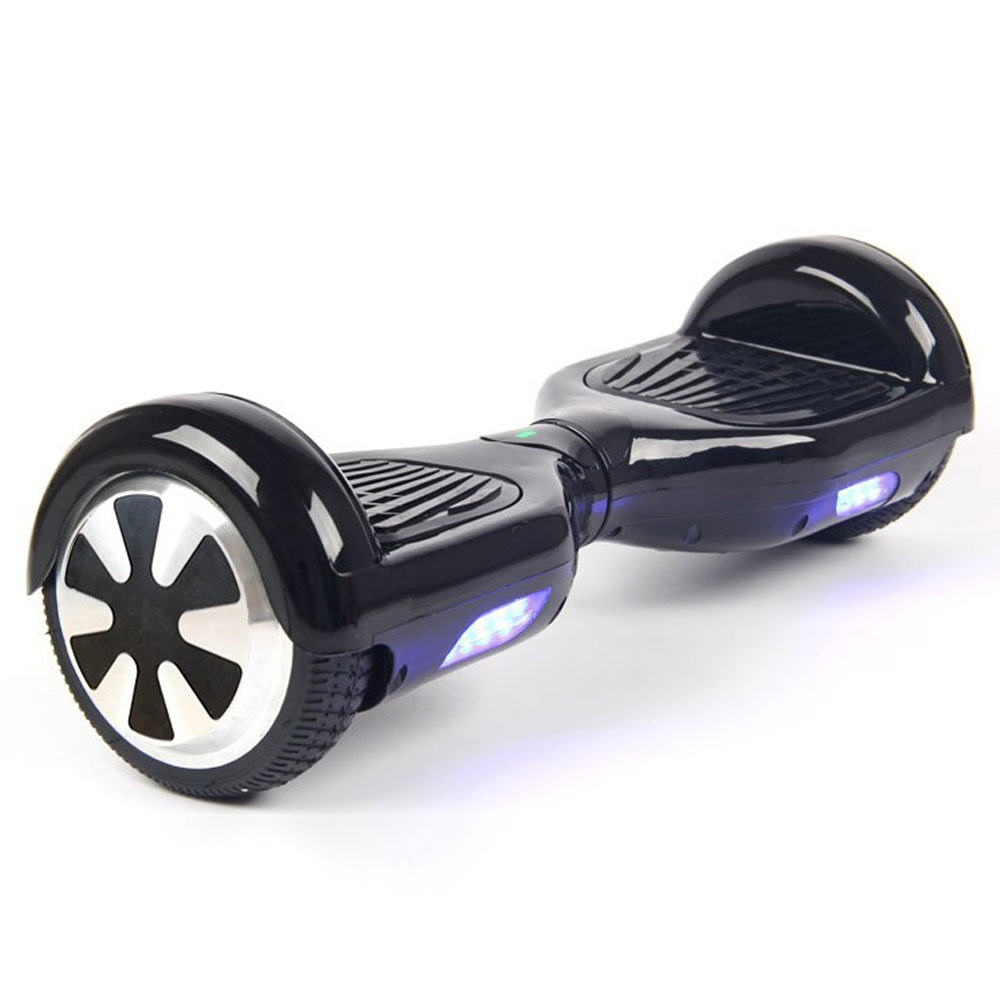 Balance Board With Wheels: 2 Wheels Hover Board Self Balance Mini Smart Electric