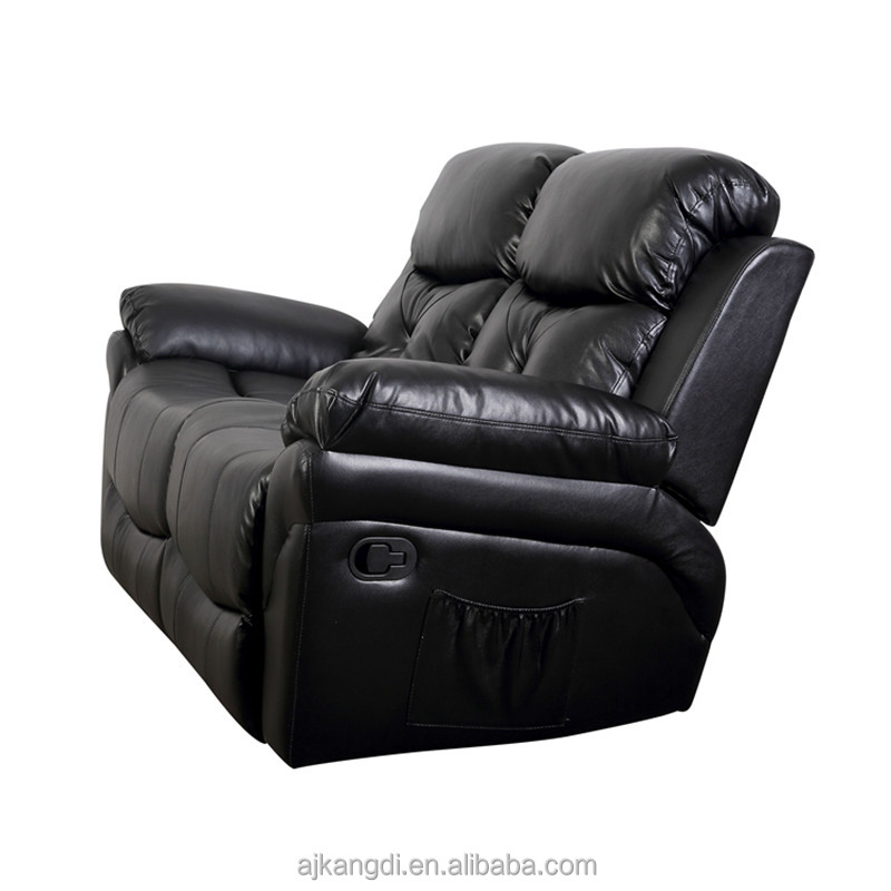 Massage Recliner Massage 1 2 3 Recliner Bonded Leather Recliner Sofa Set Single Recliner