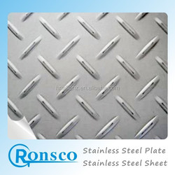 art etching finish stainless steel sheet 316l ; 304L art stainless steel plate ; 304L checkered steel plate