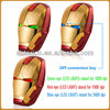 2014 Iron man 3 Fashion Wireless Mouse Gaming Mouse Optical Mouse