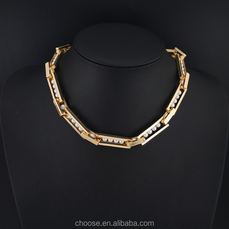 Gold Choker Necklace Online Gold Choker Necklace Wih