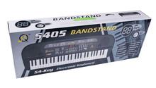 54 keys electronic organ keyboard MQ-5405