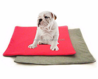 Dog PEE Pad Pet PEE Pad Absorbent Pad straining Wee PEE Pads Underpads Reuseable for One Year Dog Cushion Environmental XS Size