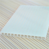 high quality ISO certification 4mm hollow polycarbonate sheet polycarbonate panel