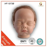 hot new products for 2015 full body soft silicone babies for sale/japanese hot full body reborn silicone kits/silicone doll mold