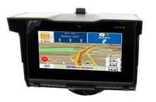 Motorcycle GPS Navigator waterproof 5 inch 800*480 resolution 128M ROM + 8GB Flash memory GPS