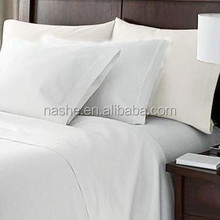 Wholesale Cheap and White Hotel Luxury 4pc Quilt/Pillow Cover Set