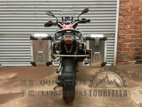 Scooter cargo box 38L ( Remus Exhaust )