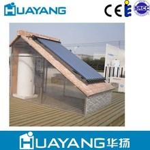 split pressurized solar thermal collector