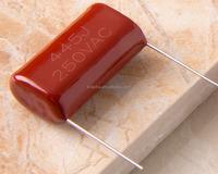CBB22 film capacitor 333J/630V ,Metallized polypropylene film capacitor
