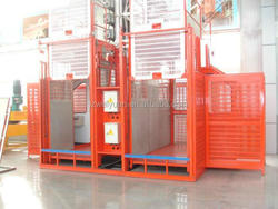 lift for construction materials/cargo elevator