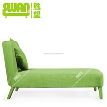 5028-2 fashion design ergonomic chaise lounge