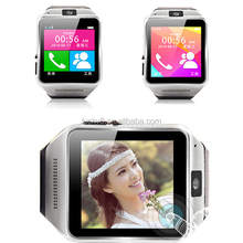 TF card external memory up to 32 GB turkish language world best selling teens watches GV08 smart watch