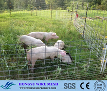 (factory) cheap hot dipped galvanized welded wire fence panels for hog wire fence panels