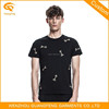 Comfortable Printing Short Sleeve T-Shirt For Men