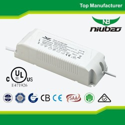 18-21w DC45-75V PF>0.9 indoor Plastic led driver UL FCC SAA certificated led drive