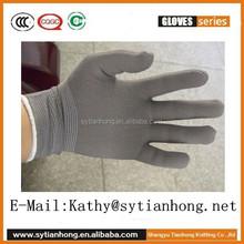 Custom Industrial 100% Nylon Hand Gloves