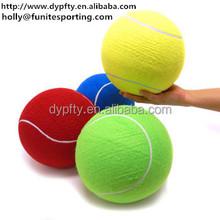 "9.5"" inflatable jumbo tennis ball manufacture"