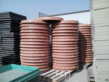 En124 plastique Composite plaque d'égout avec seal & chine fournisseur Composite SMC carré septique couvercle du réservoir