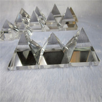 wholesale natural clear quartz white egypt crystal pyramid for decoration