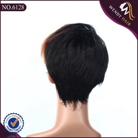 natural hair wig for men braid synthetic wigs