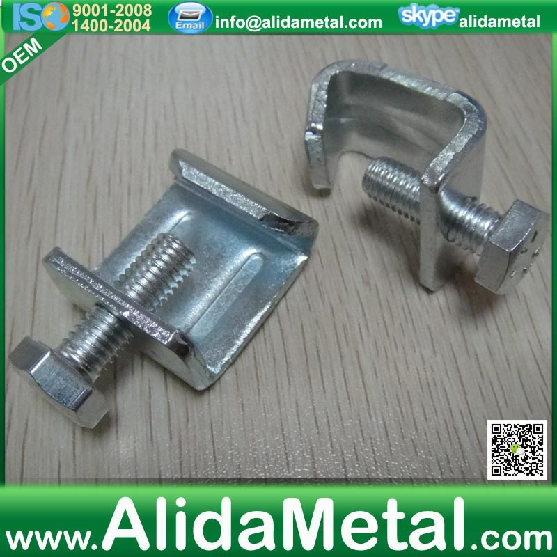 Asa ansi ductwork connections duct clamp for tdc air