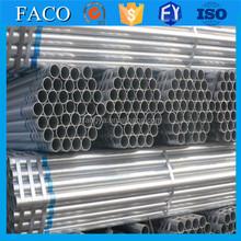 Tianjin galvanized pipe ! zinc coated galvanized pipe schedule 40 galvanized pipe