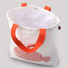 Wholesale China Bags Manufacturer Customized Recycled shopping tote cotton bag